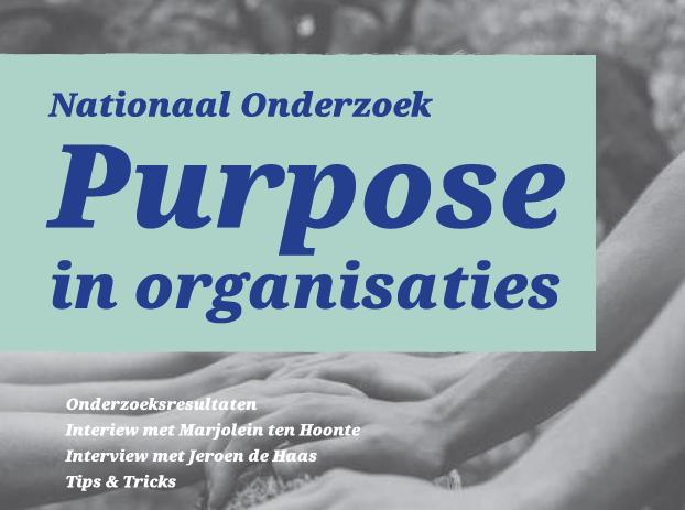 Onderzoek naar Purpose in Organisaties